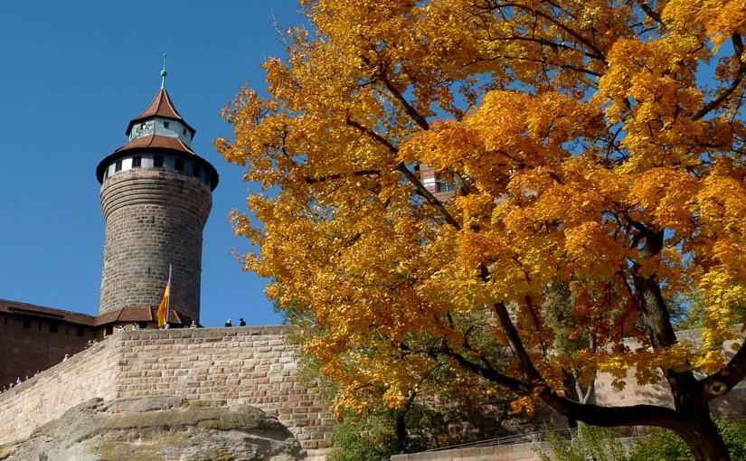 Herbstbilder aus Nürnberg