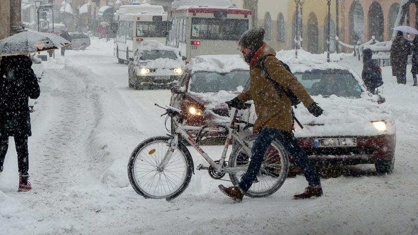 Bildergalerie: Winter in Nürnberg