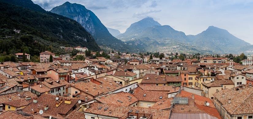 Bildergalerie vom schönen Gardasee – Riva del Garda