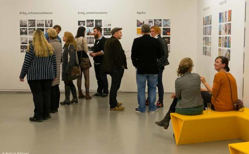 1. Instagram Ausstellung in Nürnberg