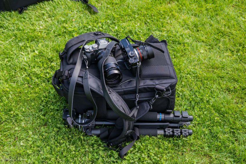 Fotoausrichtung. Lieber 2 Kameras als eine :)