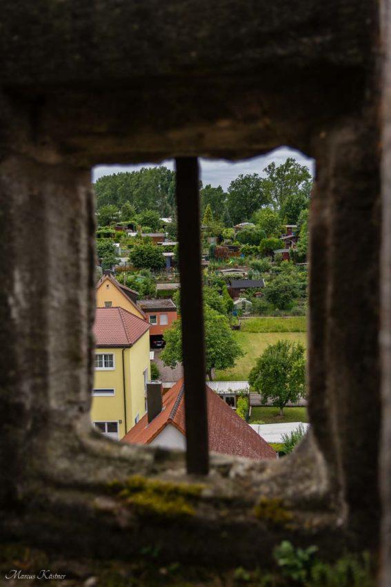 Fenster zu Cadolzburg